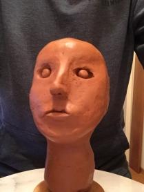 Façonnage de la face
